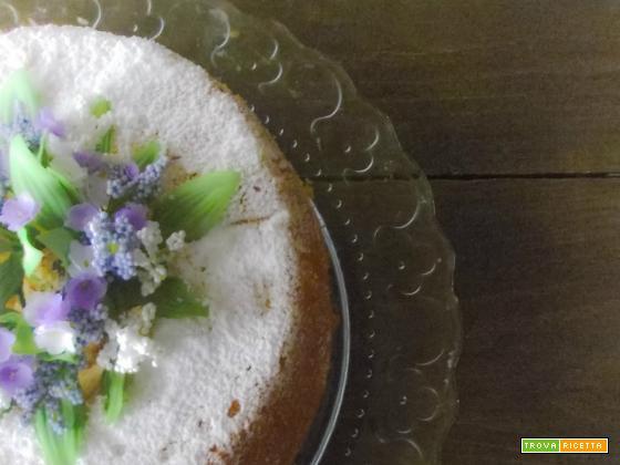 La ciambella di farina di riso agli agrumi-La ricetta perfetta per il primo appuntamento del Tè delle cinque