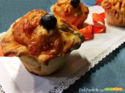 Pizzette Muffin