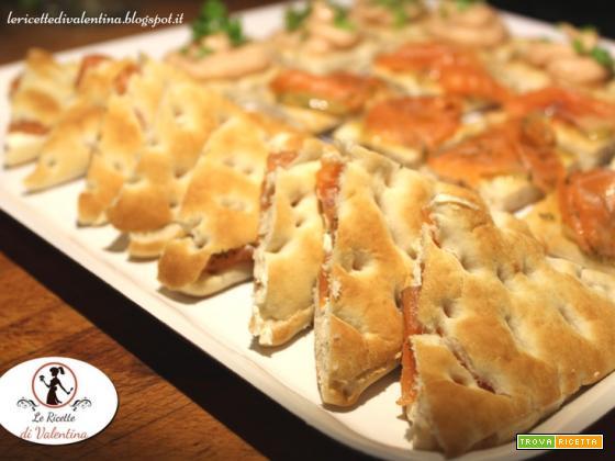 Tartine e mini sandwich ispirati dalla Bottega Svedese di Ikea