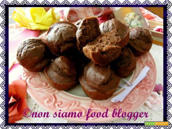 Muffin Ricotta e Cioccolato, ricetta facile e leggera