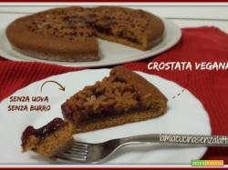 Crostata di marmellata vegana – ricetta di Luca Montersino