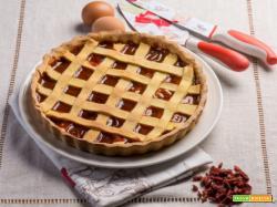 Crostata con composta di goij Probios: sana e nutriente idea per tutti!