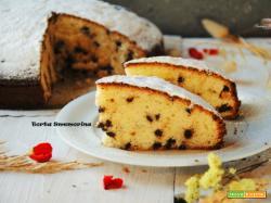 Torta Smemorina con ricotta e cioccolata
