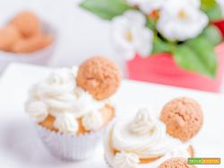 cupcake agli amaretti