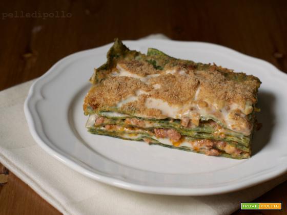Lasagne verdi al ragù bolognese