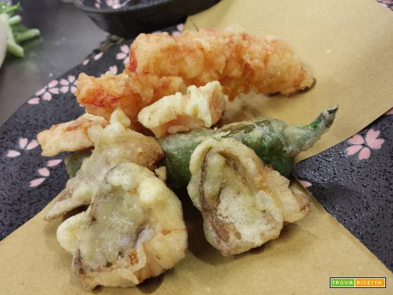 IN GIAPPONE: ricette con chef Hirohiko Shoda