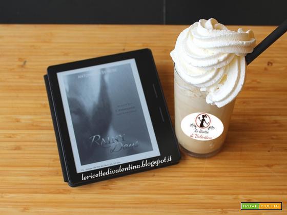 MANGIA CIO' CHE LEGGI 83: Frappuccino alla vaniglia con panna ispirato da Rainy Days di Antonella Senese