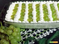 Dolce freddo all'uva