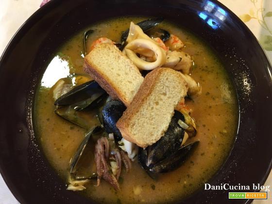 Ciupin – Zuppa di Pesce alla Genovese