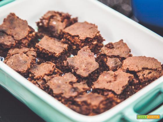 Finti brownies senza glutine: piccole delizie per la colazione