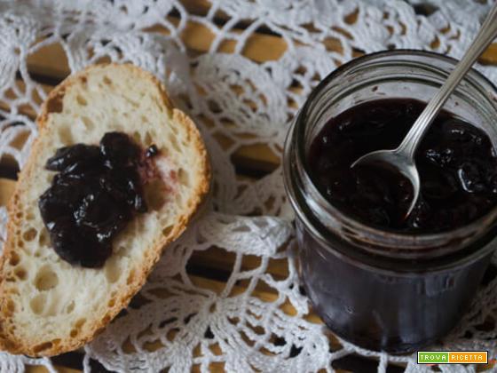 Ricetta confettura di ciliegie fatta in casa