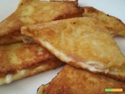 Mozzarella in Carrozza – filante e croccante