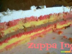 Zuppa inglese, il dolce senza tempo!