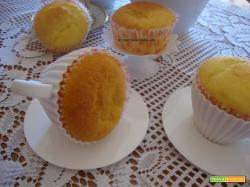 Muffins alla panna