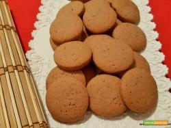 Biscotti al ciobar