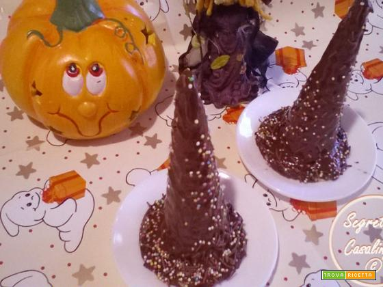 cappelli strega halloween