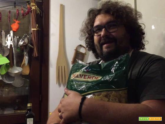 Aldocook - 36 - Pasta risottata alla zucca