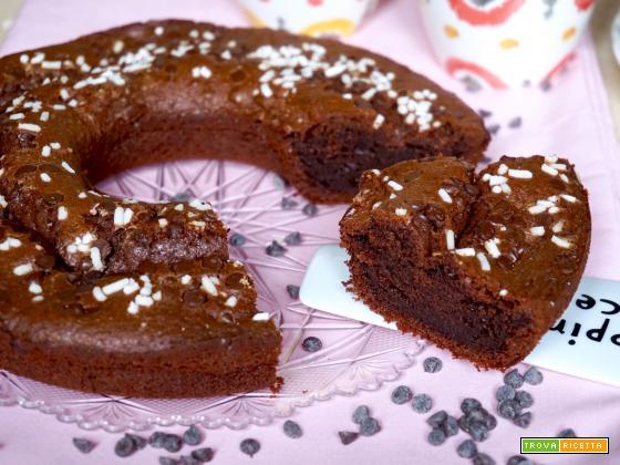 Ciambella al Mascarpone e Cacao Facilissima