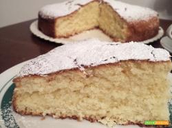 Torta limone e cocco – morbida e soffice!