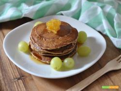Pancakes vegani, una colazione per tutti!