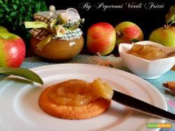 Composta di mele selvatiche e cannella