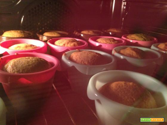 Con e Senza Bimby, Muffin con Cioccolato Fondente