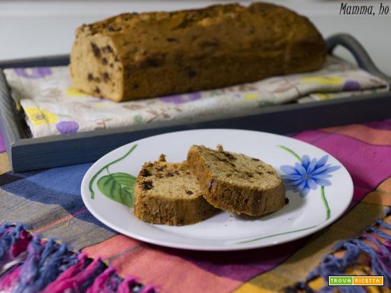 Plumcake alla banana o Torta Daniel Tiger