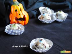 Occhi di Mostro di Halloween