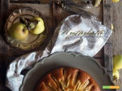 Sweet friday: Torta di mele e sciroppo di agave