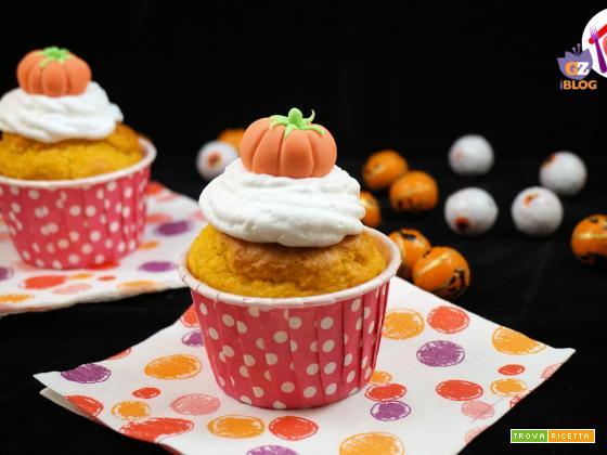 Muffin alla zucca