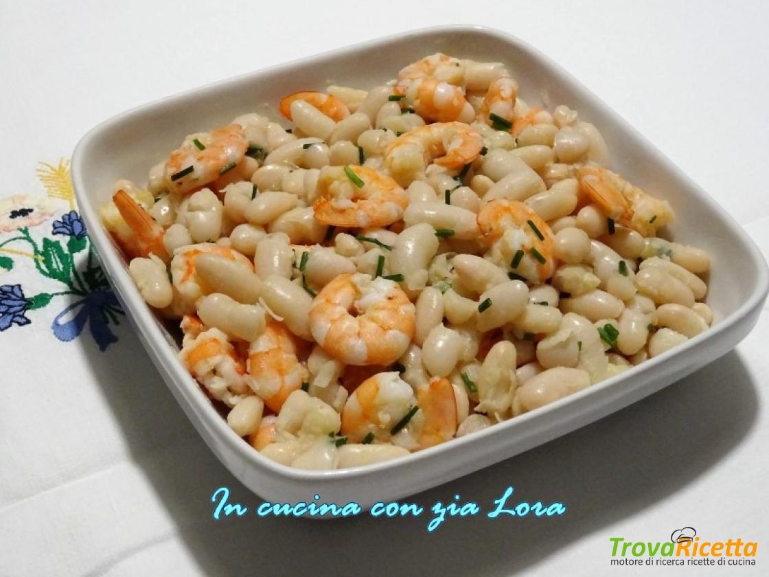 insalata con fagioli bianchi ricette