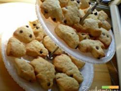Biscotti leggerissimi senza uova e senza burro - ricetta vegana
