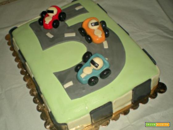 Torta automobiline