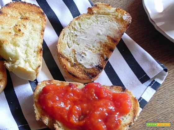 Marmellata veloce di Albicocche e Susine