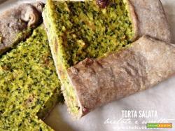 Torta Salata con Bietole e Uvetta
