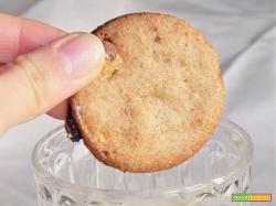 Cookies di Segale con Uvetta e Noci