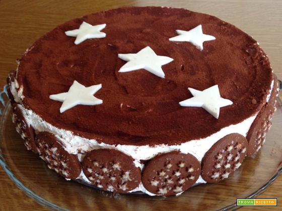 Torta pan di stelle
