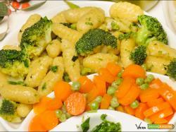 Gnocchi e broccoli