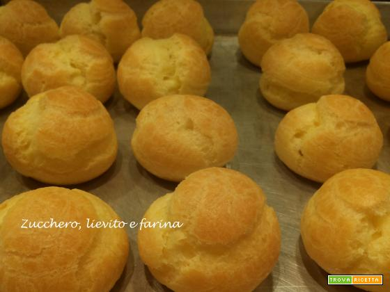 Pasta choux – Impasto base