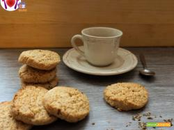 Biscotti integrali all'anice