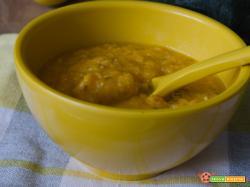 Pesto di zucca e nocciole un condimento delicato