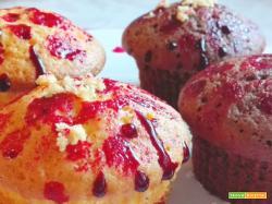 Muffin insanguinati Halloween