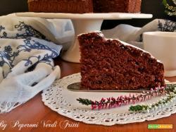 Torta soffice mascarpone cioccolato e rum