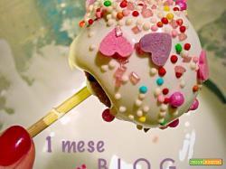 Pandoro CAKE POPS per festeggiare il primo mese di blog