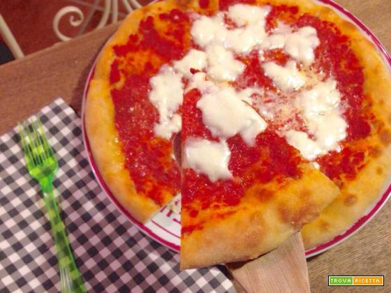 Pizza Napoletana a lunga lievitazione