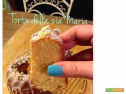 Torta della Zia Maria light e veloce
