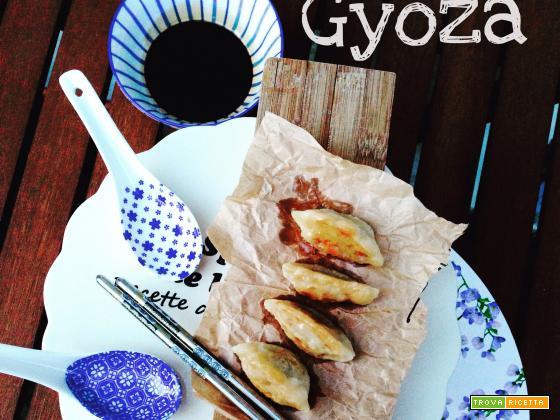 Raviolini giapponesi: i Gyoza