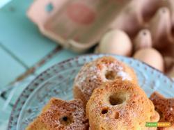 Muffin alle ciliegie senza lattosio