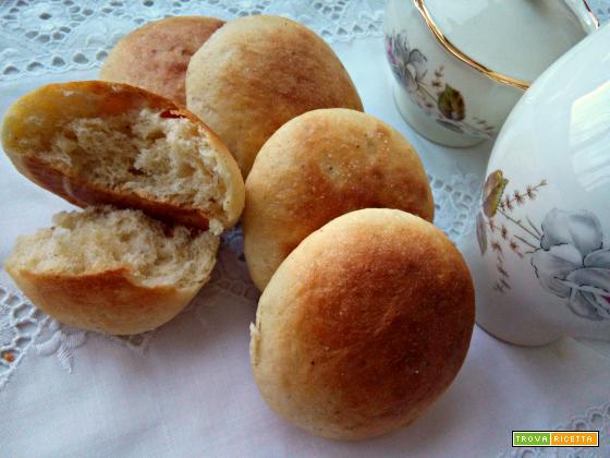Pasta brioche dolce speziata