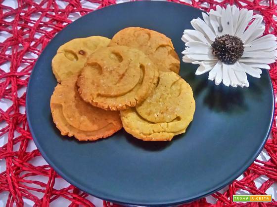Biscotti con farina di mais: Zaletti